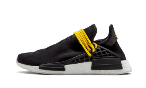 Buy new classic sneakers Adidas x Pharrell Williams NMD Human Race Black