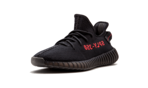yeezy v2 black and red